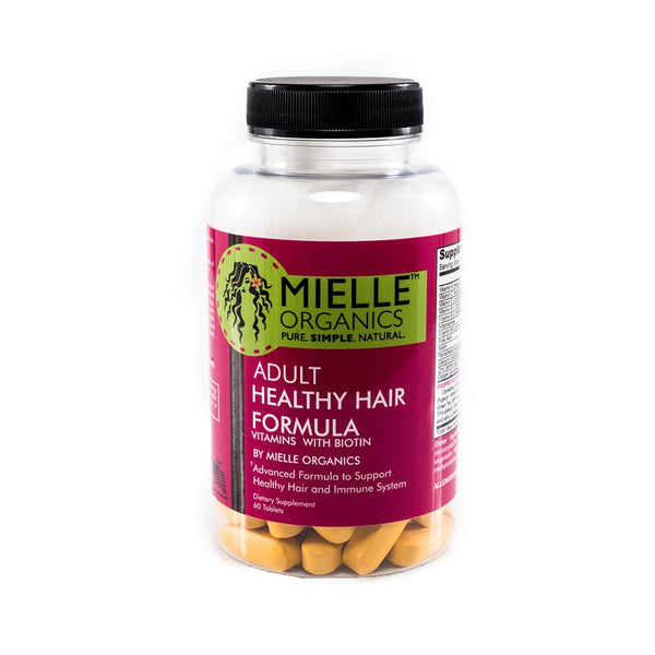 Encourages hair growth without harmful side effects and also to supports healthy skin and nails and a strong immune system