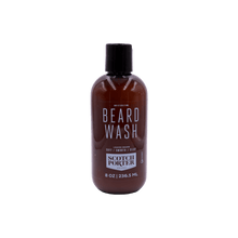 Beard wash is sulfate-free and hydrating keeping your beard soft, shiny and healthy.