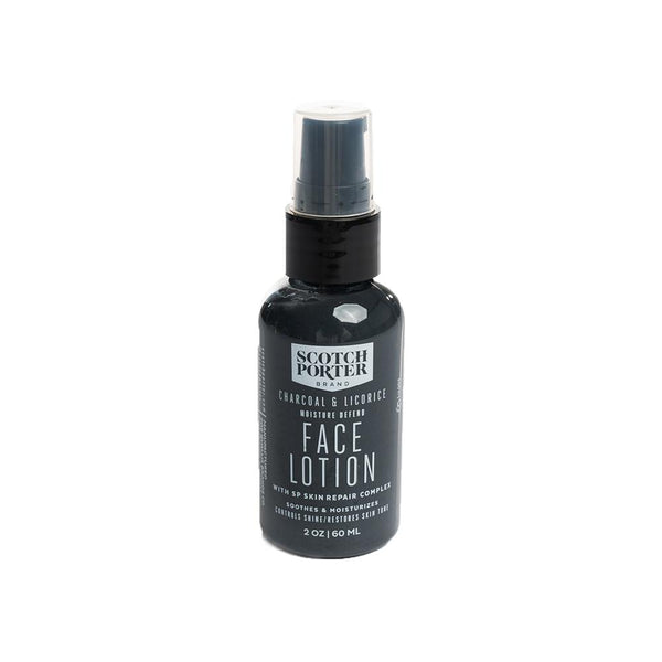 Charcoal & Licorice Moisture Defend Face Lotion