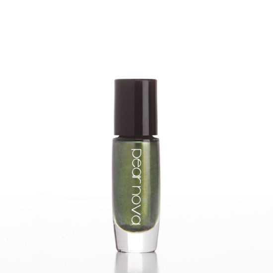 dark green metallic vegan cruelty free 5 free