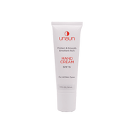 Hand Cream blends evenly on the skin with no white residue or film. SPF30