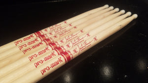 Jordan Burns Signature Drumsticks - INDIVIDUAL Sticks (1)