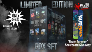 "On the Pipe ""Smoked Out"" Box Set"