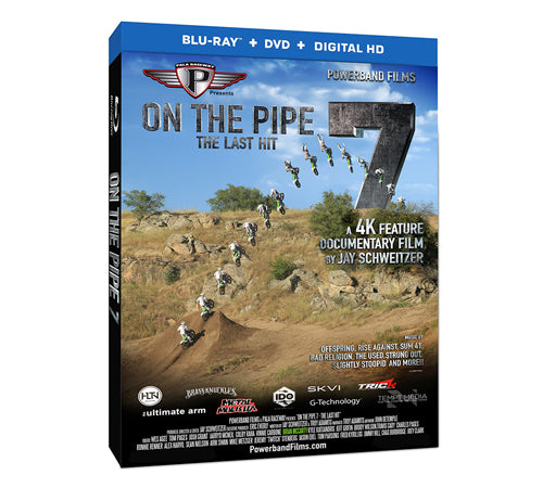 On The Pipe 7: The Last Hit (Blu-ray)