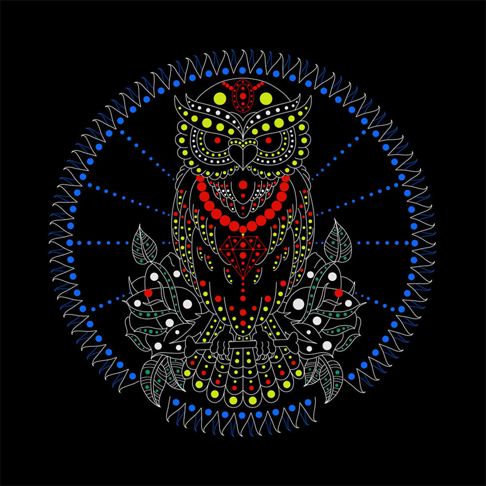Wise Owl - Limited Edition