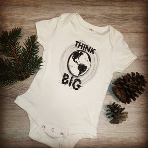 Organic Cotton Onesie