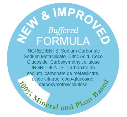 New & Improved Formula