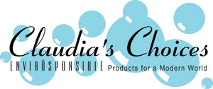 eco laundry products - Claudia's Choices Logo