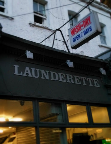 Laundromat in London