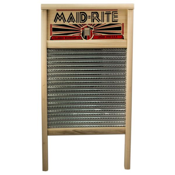 MaidRite Washboard - Claudia's Choices