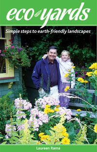 Cover Page of Eco-yards : simple steps to earth-friendly landscapes