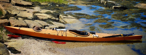Bill Thomas Quickbeam Sea Kayak