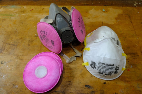 resperatiors, dust mask