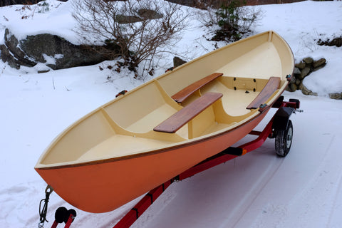 Ian Oughtred Skerrie Skiff 15