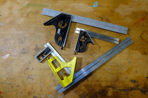 Starrett tools, combanation square, stanley tools