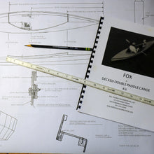 Fox Canoe Boat Plans