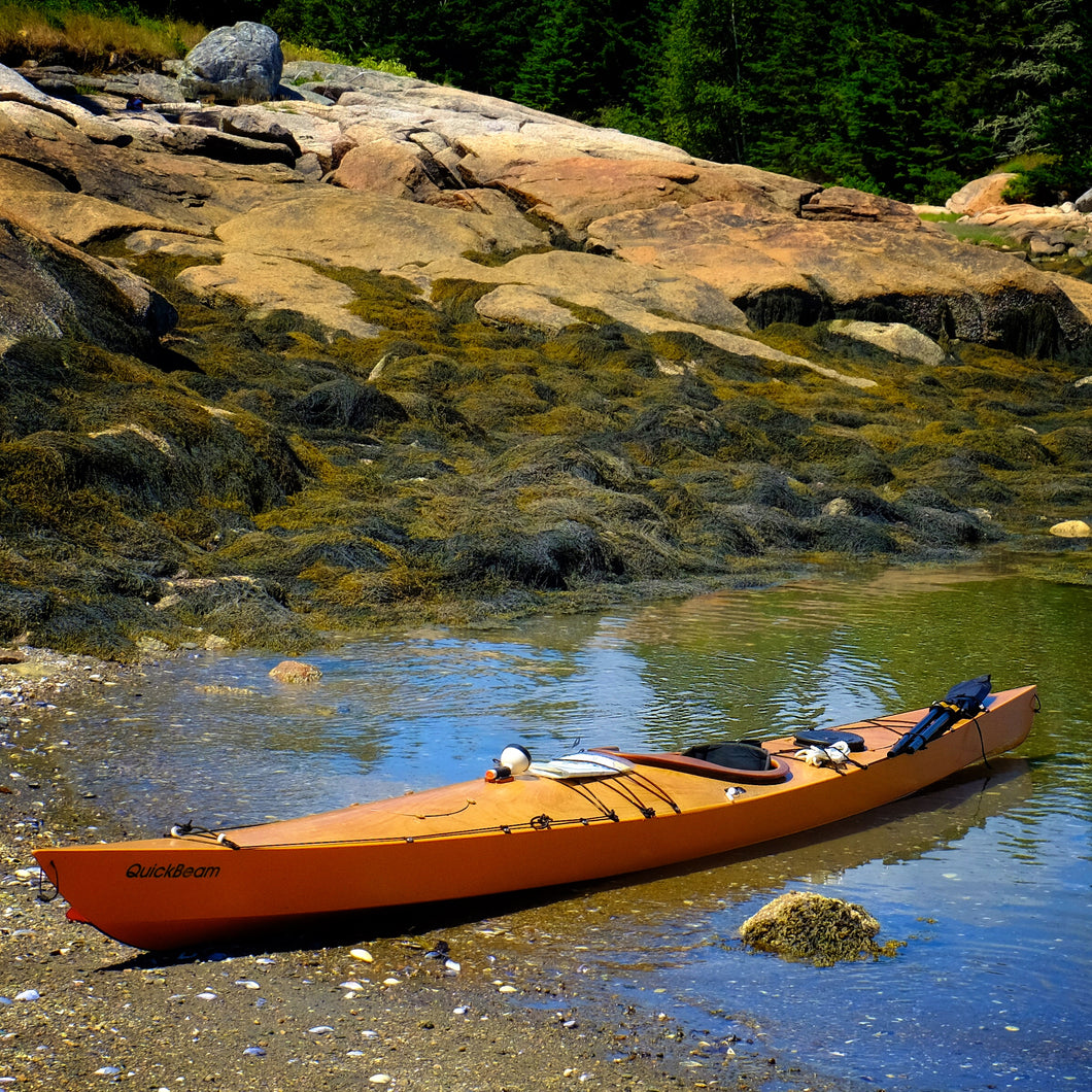 QuickBeam Wooden Sea Kayak Kit