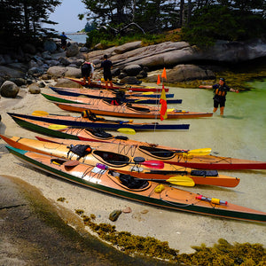 Willow Wooden Sea Kayak Kit
