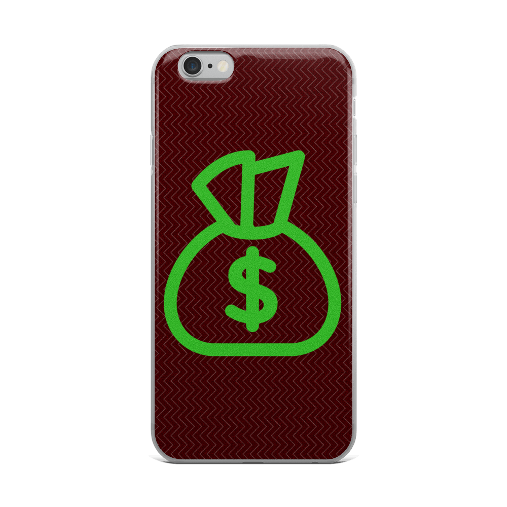 Moneybag iPhone Cover