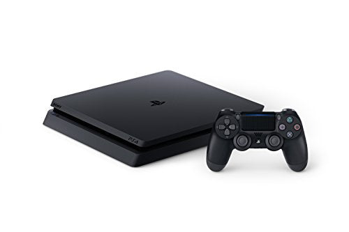 PlayStation 4 Slim 1TB Console  Sony PS4 Game Console w/ Controller - Black