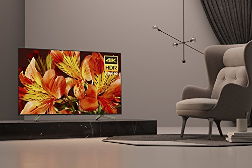 Sony XBR65X850F 65-Inch 4K Ultra HD Smart LED TV (2018 Model)