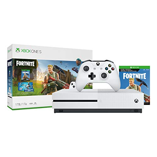 Xbox One S 1TB Console - Fortnite Bundle (Discontinued)