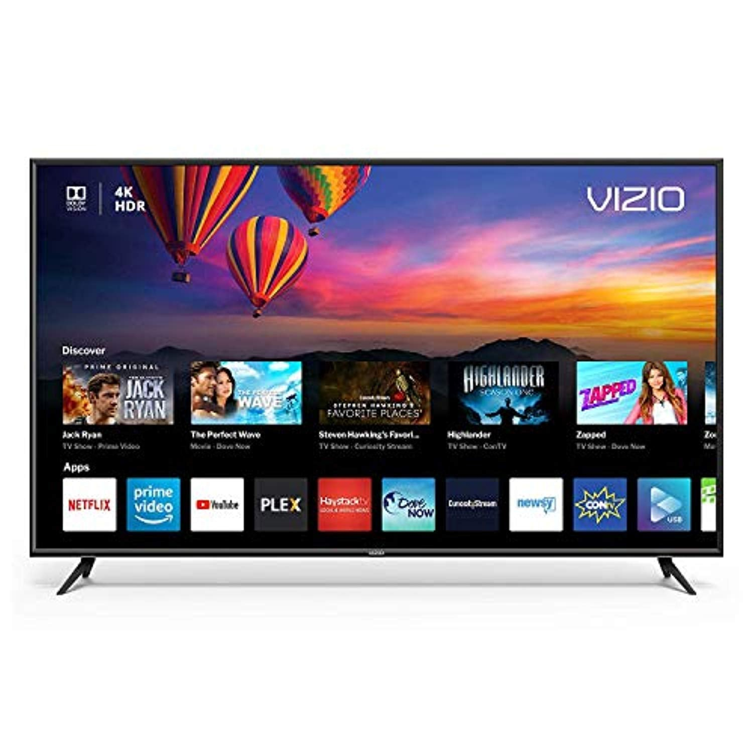 "Vizio E65-F0 65"" Class E-Series 4K HDR Smart TV ( Renew or Reconditioned)"
