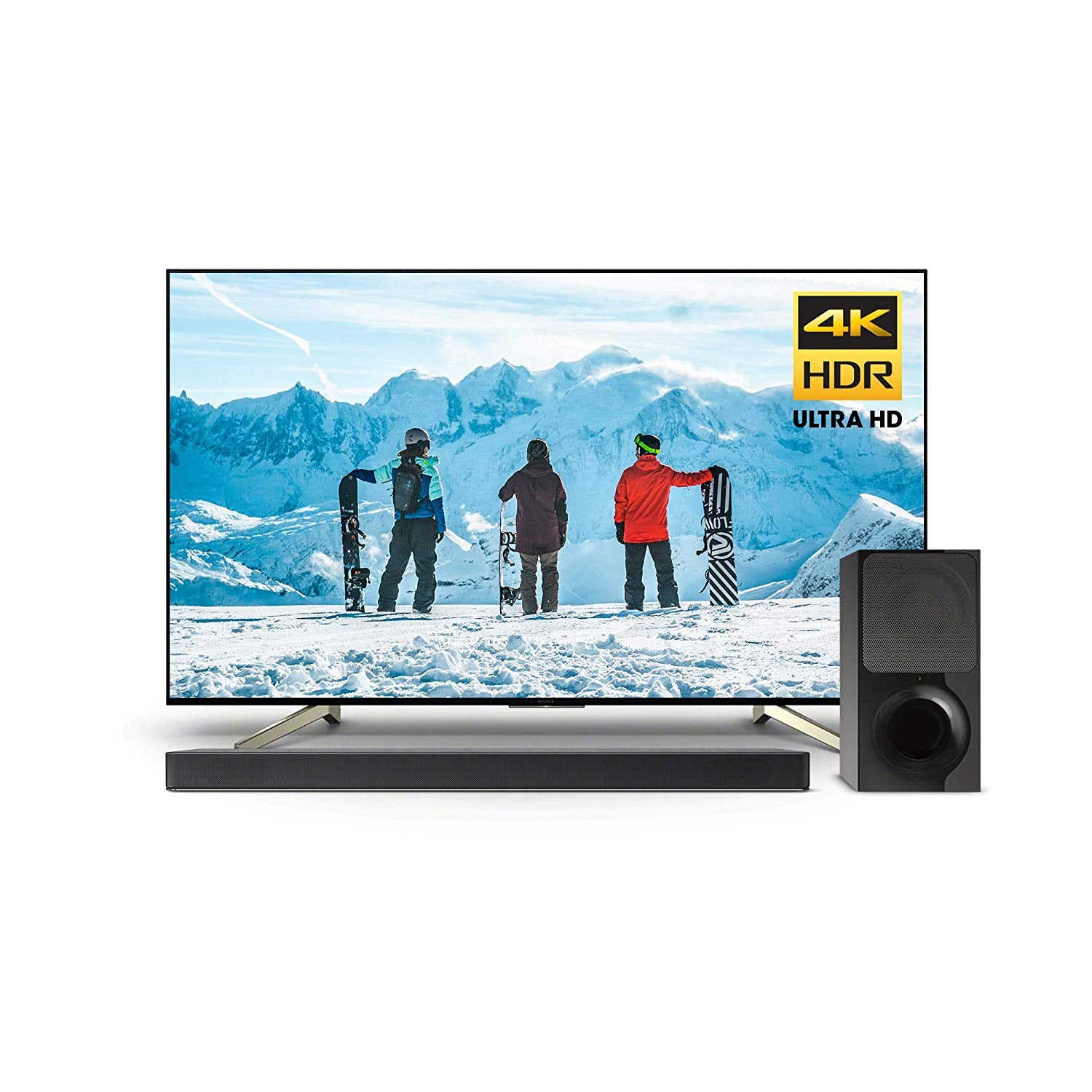 Sony XBR85X850F 85-Inch 4K Ultra HD Smart LED TV (2018 Model)