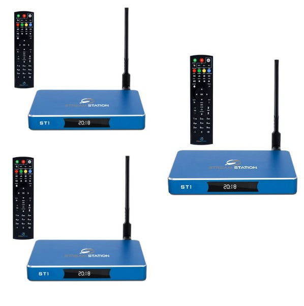 Stream Station ST1 Quad Core Android Dual Wifi 2 4-5 GHZ