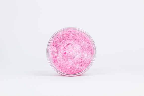 Twisted Peppermint Sugar Scrub - Pink Posh Fox