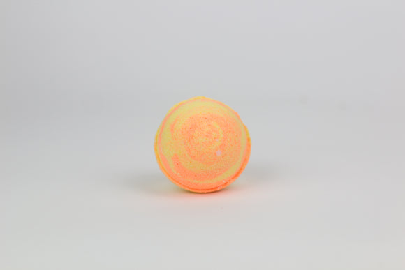 Mango Madness Bath Bomb - Pink Posh Fox