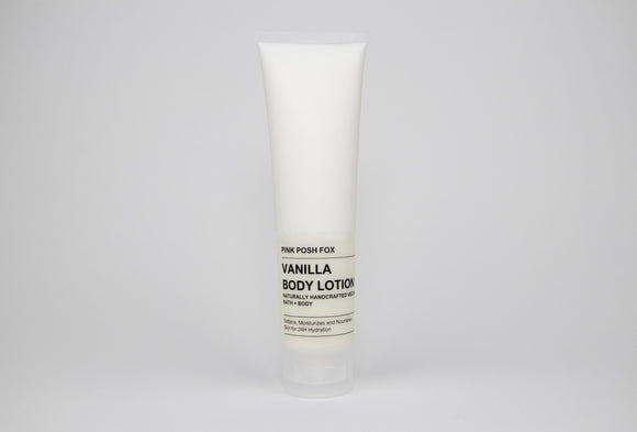 Vanilla Shea Body Lotion - Pink Posh Fox