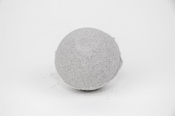 Peppermint + Charcoal Bath Bomb - Pink Posh Fox