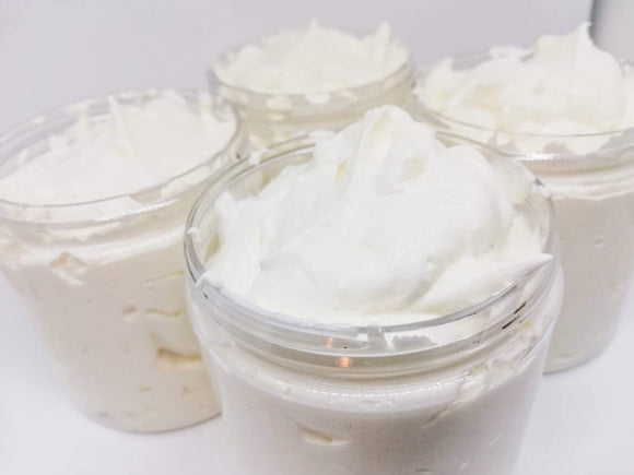 Vanilla Whipped Body Butter - Pink Posh Fox