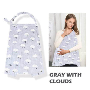 Cotton Nursing Cover for Breastfeeding - baby-needs-infant-products-toddler-babies-stuff-baby-items-bottle-feeder-hipseat-carrier-toy-toys-elephant-rocker-bouncer-electric-nail-trimmer-baby-mama-care-breastfeeding-pregnancy-pregnant-newborn