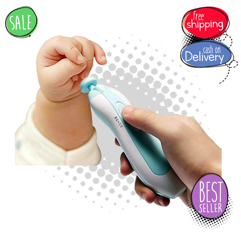 Baby & Mom Electric Nail File Trimmer - baby-needs-infant-products-toddler-babies-stuff-baby-items-bottle-feeder-hipseat-carrier-toy-toys-elephant-rocker-bouncer-electric-nail-trimmer-baby-mama-care-breastfeeding-pregnancy-pregnant-newborn