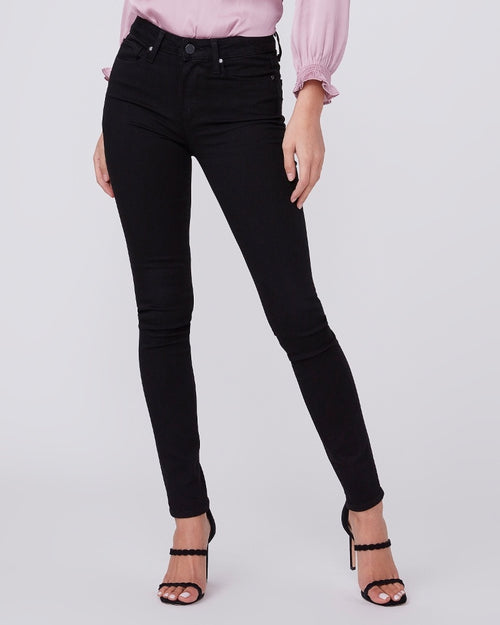 Paige Hoxton skinny jeans in black shadow are available to buy online from Damsel in Chiswick