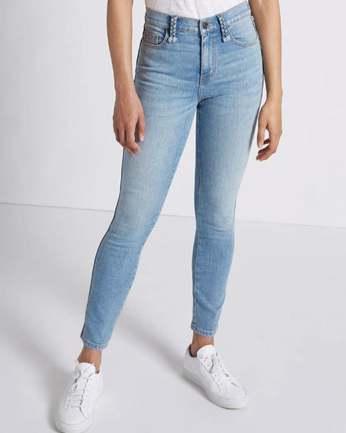 Current Elliott skinny jeans are available in store and online from Damsel in chiswick
