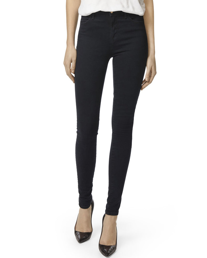 J Brand maria high rise jeans in bluesette is available to buy online from Damsel in Chiswick