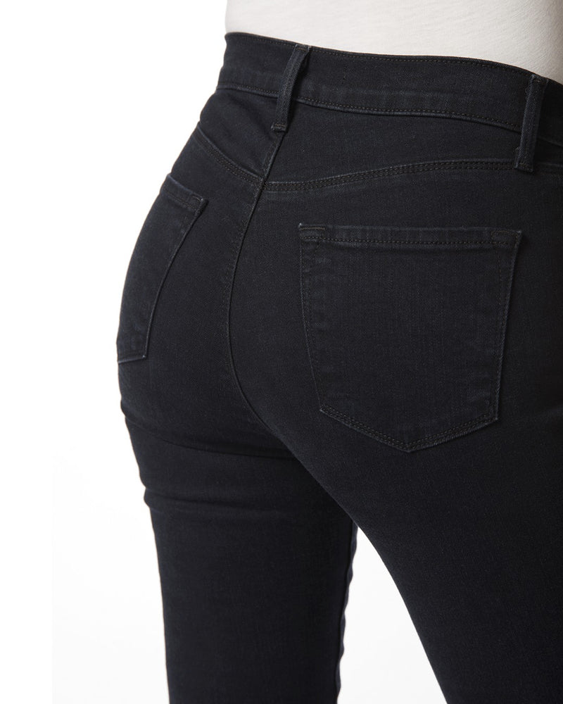 J Brand jeans in a wash similar to bluebird are available to buy online from Damsel in Chiswick