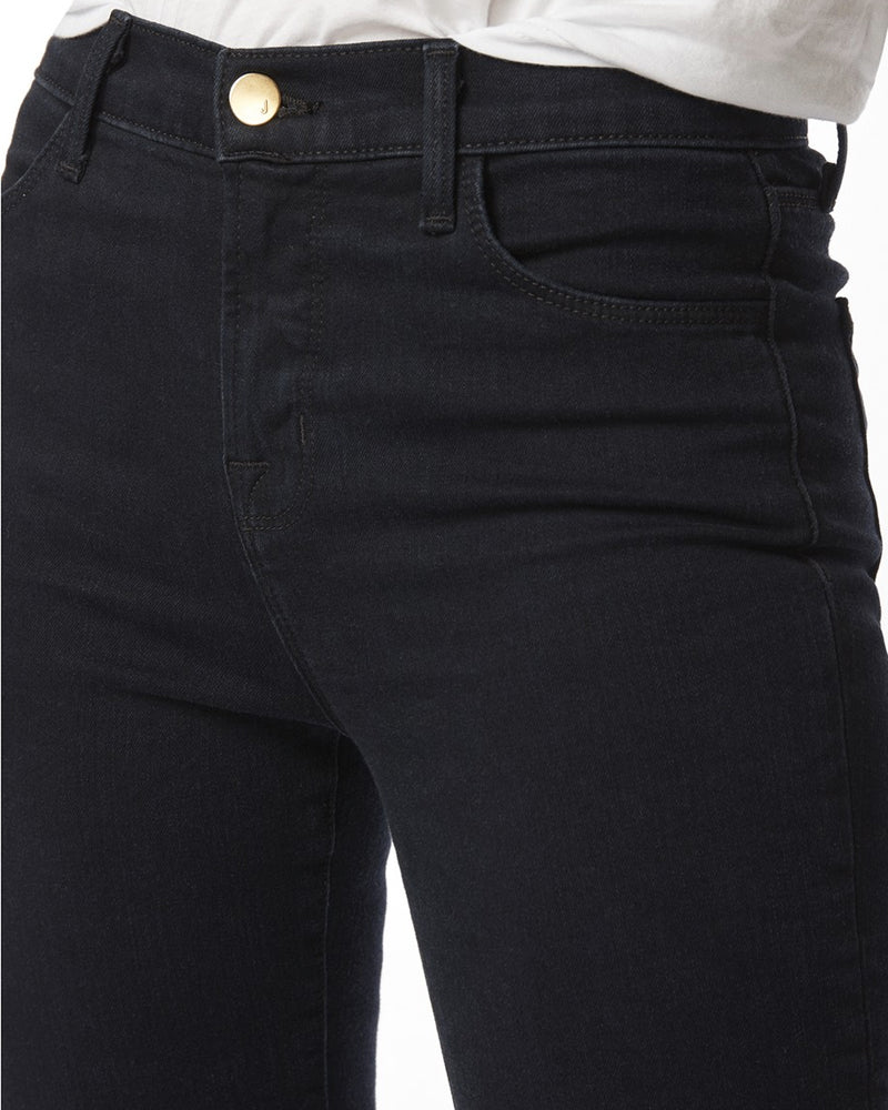 J Brand maria high rise jeans in indigo blue are available to buy from Damsel in Chiswick