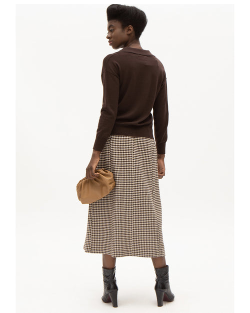 Nathalie Vleeschouwer shanti skirt is available to buy online from Damsel in Chiswick