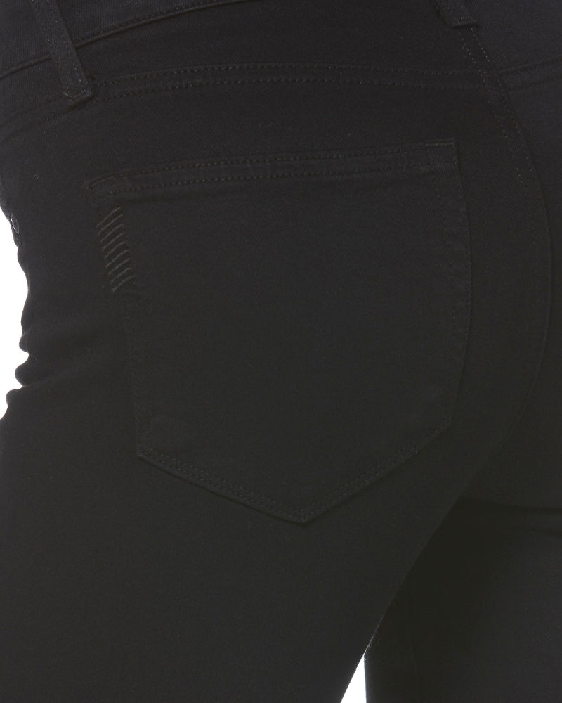 Paige black verdugo jeans are available to buy online from Damsel in Chiswick