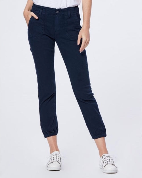 Paige mayslie joggers in navy storm are available to buy online from Damsel in Chiswick