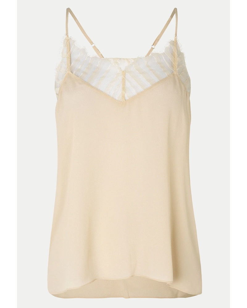 Second Female natali strap camisole available to buy from Damsel in Chiswick