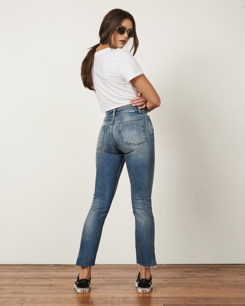 The Billy skinny jeans from Boyish are available in store and online from Damsel in Chiswick