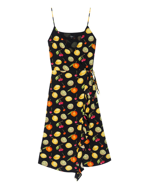 Rails fruit print dress is available to buy in store and online from Damsel in Chiswick