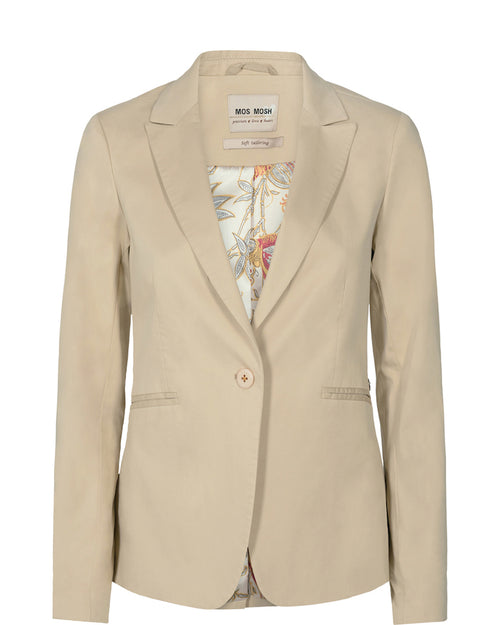 Mos mosh cole jacket in safari from Damsel in Chiswick