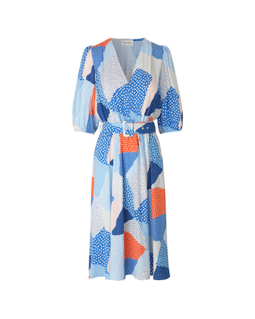 Storm and Marie colourful topi dress available to buy from Damsel in Chiswick