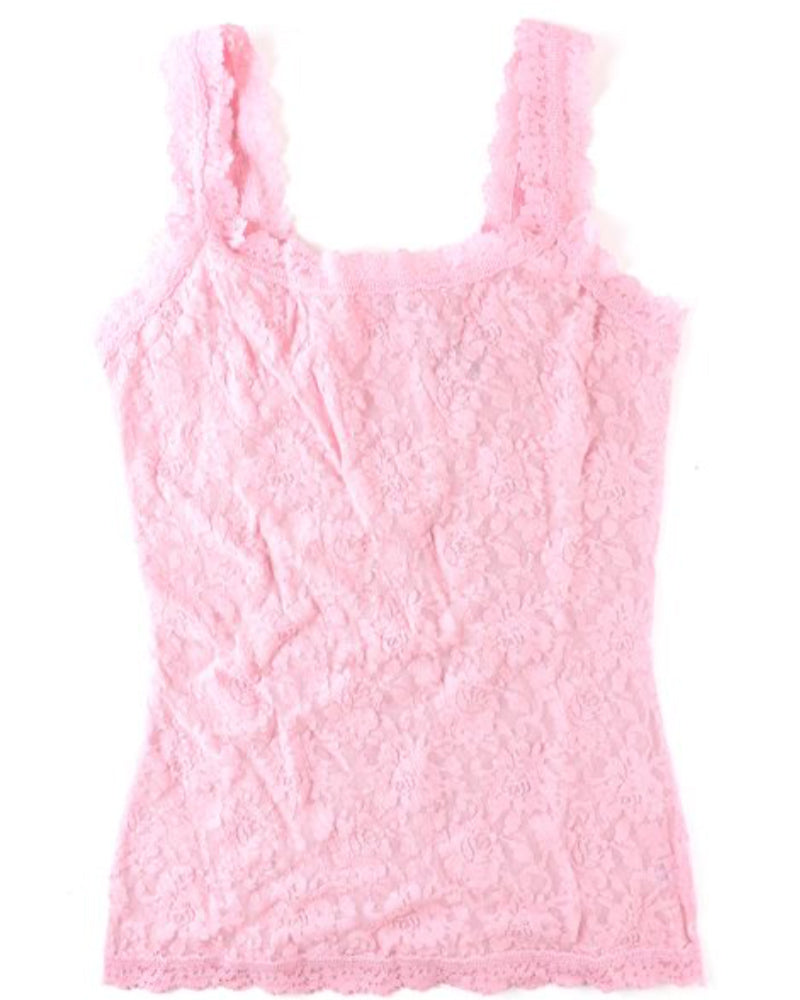 Hanky Panky camisole in meadow rose is available to buy online from Damsel in Chiswick